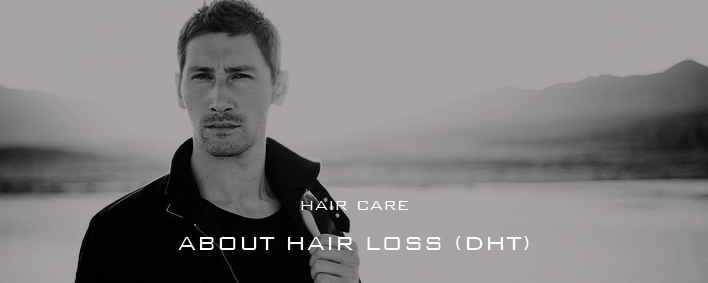 about hair loss DHT